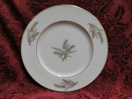 Lenox Harvest, Gold Wheat, Rim Shape: Salad Plate (s)  8 1/4""