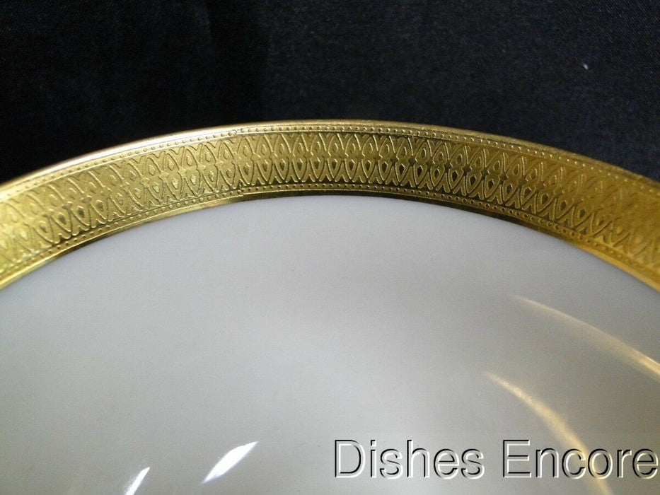 Lenox Lowell P-67 Gold Encrusted Band, Gold Backstamp: Cup and Saucer Set (s)
