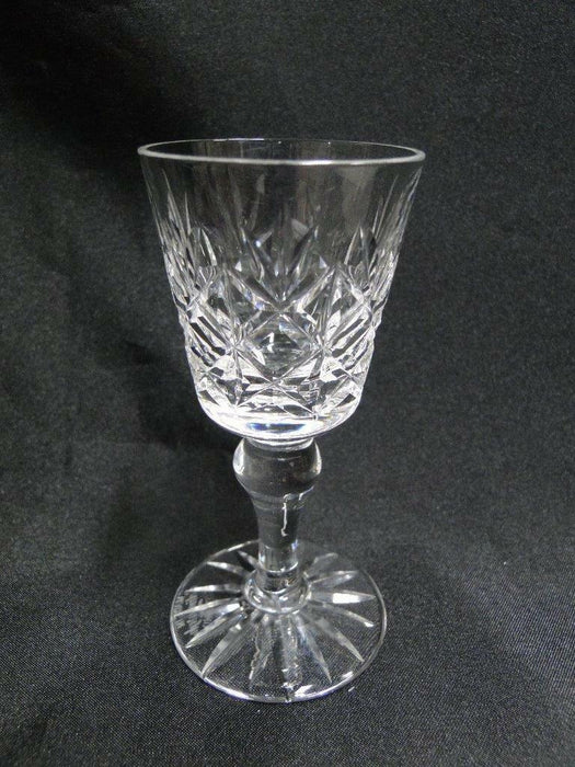 Edinburgh Crystal Glenshee (Cut): Cordial 4""