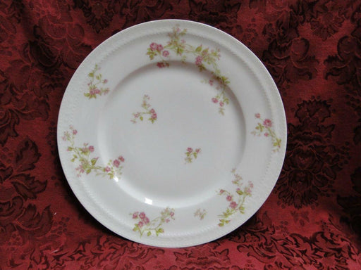 Haviland (Limoges) Schleiger 242e, Pink Roses:Dinner Plate (s) AS IS 9 3/4""