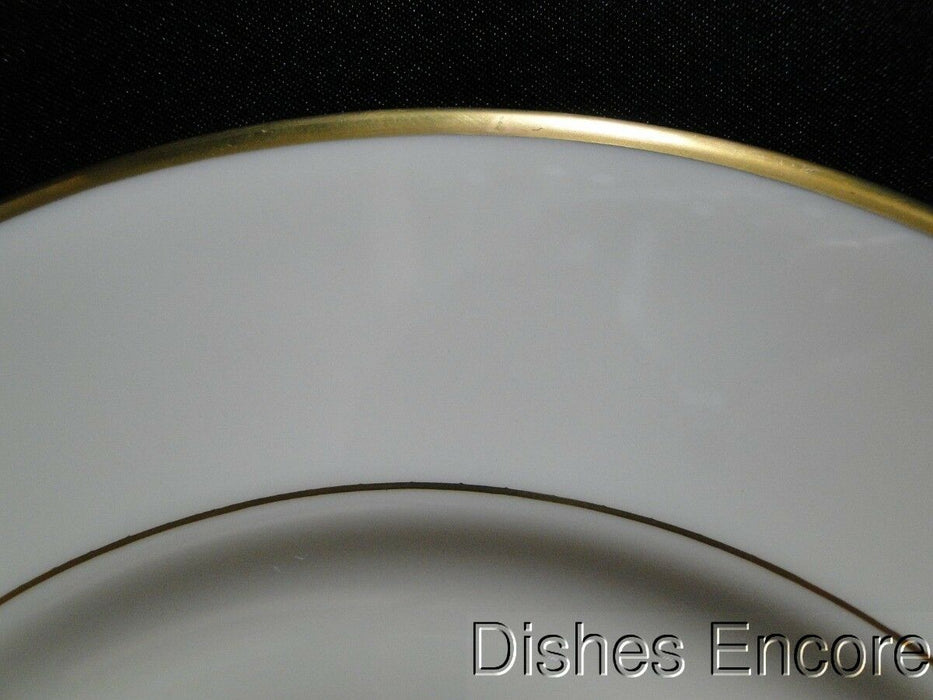 Lenox Mansfield, Ivory with Gold Trim: Salad Plate (s) 8 1/4""