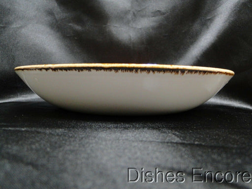 "Steelite Craft, England: NEW Terracotta Coupe Bowl (s), 8 1/2"" x 1 1/2"""