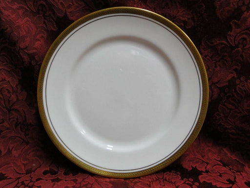 Aynsley Elizabeth, White with Gold Trim: Salad Plate AS IS