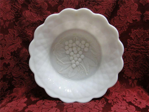 Imperial Glass Heavy Grape Milkglass: Serving Bowl 9""