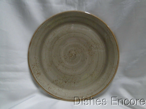 Steelite Craft, England: NEW Porcini (Beige) Coupe Dinner Plate (s), 10""
