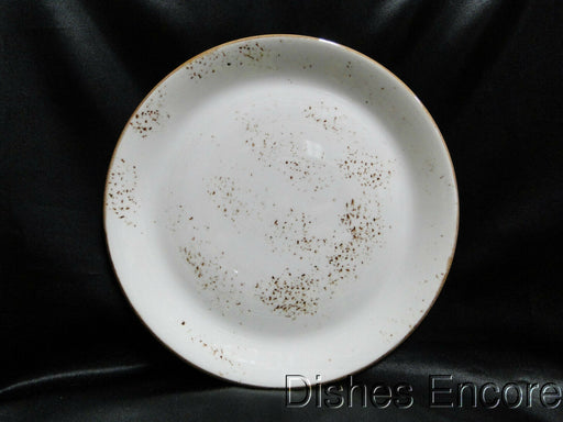 Steelite Craft, England: NEW White Coupe Dinner Plate (s), 10""