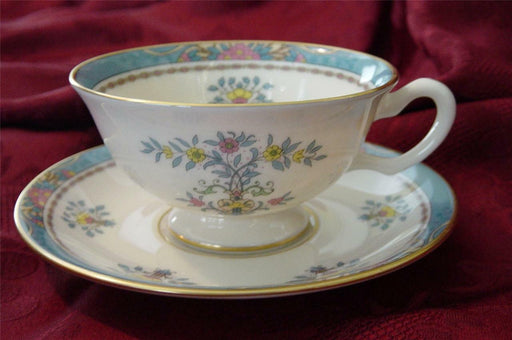 Lenox Blue Tree: Cup/Saucer Set (s)