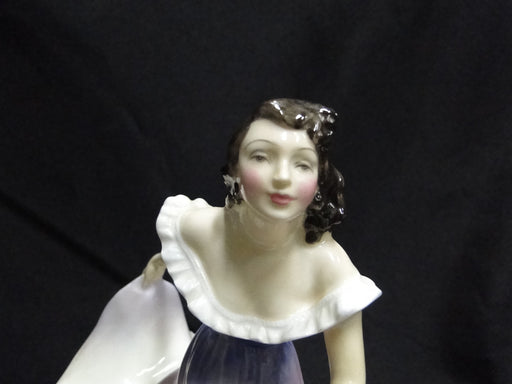 "Royal Doulton Figurine ""A Gypsy Dance"", HN2230, England, 7 1/2"", As Is"
