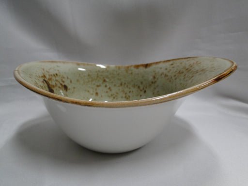 "Steelite Craft, England: NEW Green Freestyle Bowl (s), 7"" x 2 1/2"""