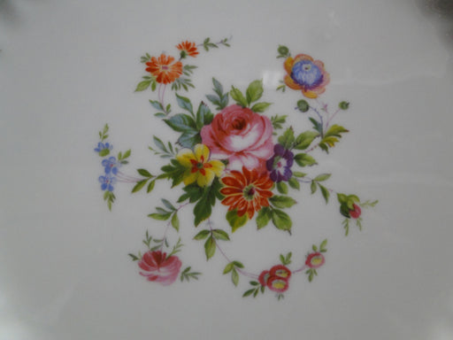 Minton Marlow, Florals on White: Dinner Plate (s), 10 3/4""