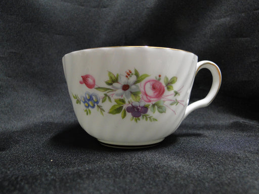 Minton Marlow, Florals on White: Cup & Saucer Set (s), 2 1/8""