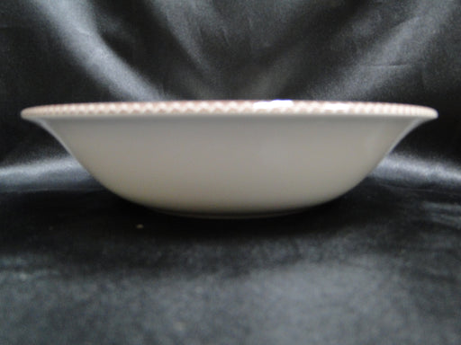"Spode Woodland Bison, England: NEW Ascot Cereal / Soup Bowl, 8"", Box"
