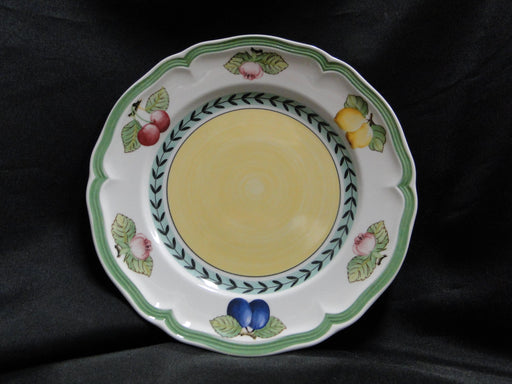 Villeroy & Boch French Garden Fleurence, Fruit: Salad Plate (s), 8 1/8""