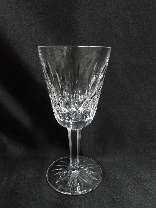 "Waterford Crystal Lismore: White Wine (s), 5 5/8"" Tall"