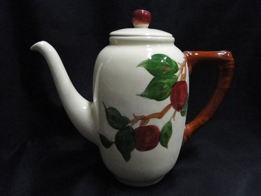 Franciscan Apple (USA): Coffee Pot AS IS, 7 1/2""