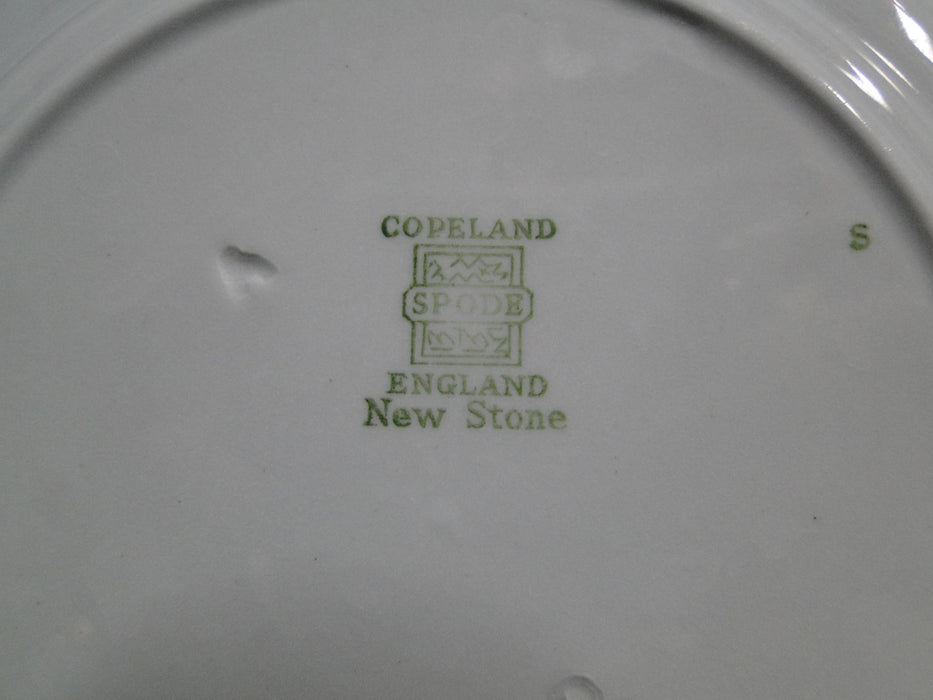 Spode Heritage Red, Eagle, New Stone: Bread Plate (s), 6""