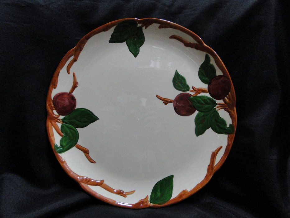 Franciscan Apple: Round Serving Platter, 12 1/2""