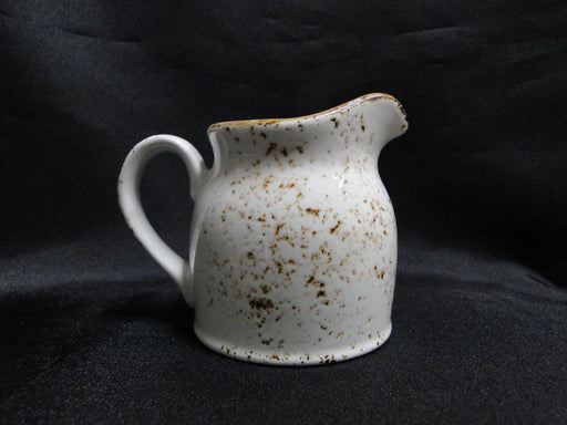 "Steelite Craft, England: NEW White Jug Club / Creamer (s), 3 1/4"", 5 oz"