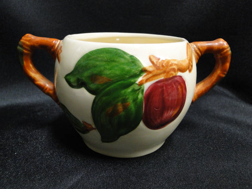 Franciscan Apple (USA): Individual Sugar Bowl Only (No Lid) AS IS, 2 5/8""