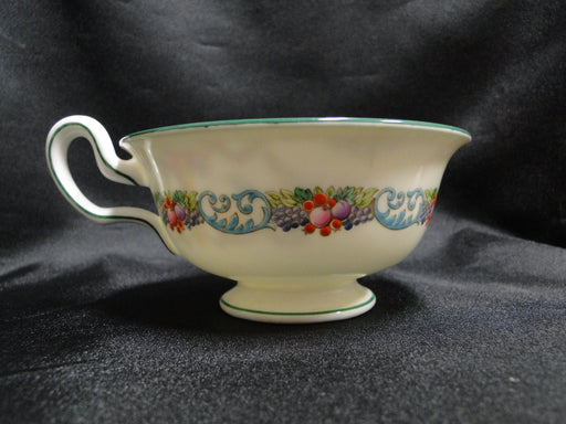 Wedgwood Ventnor W996, Fruit Urns & Swags: Cup & Saucer Set (s), 2""