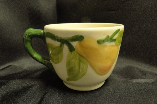 Franciscan (USA) Fresh Fruit, Green Border: Cup (s) Only 2 7/8""