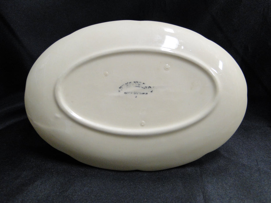 Franciscan Apple, USA: Gravy Boat w/ Attached Underplate