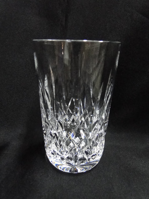 "Waterford Crystal Lismore: Flat Tumbler (s), 5"" Tall"