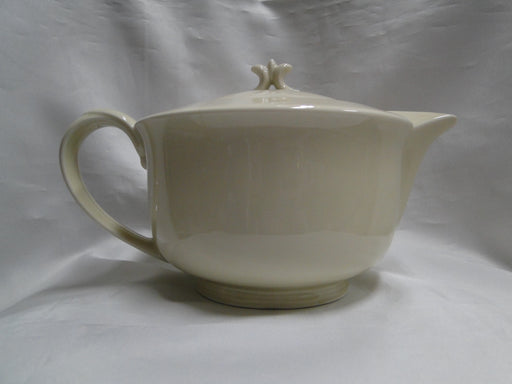 Hutschenreuther Turvel, All Cream, No Trim: Teapot & Lid, As Is