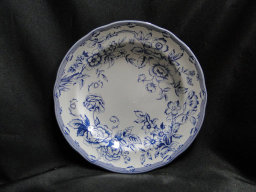 Spode Clifton for Laura Ashley, Blue Floral: Salad Plate (s), 7 1/2""