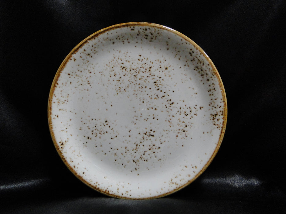 Steelite Craft, England: NEW White Coupe Salad Plate (s), 8""