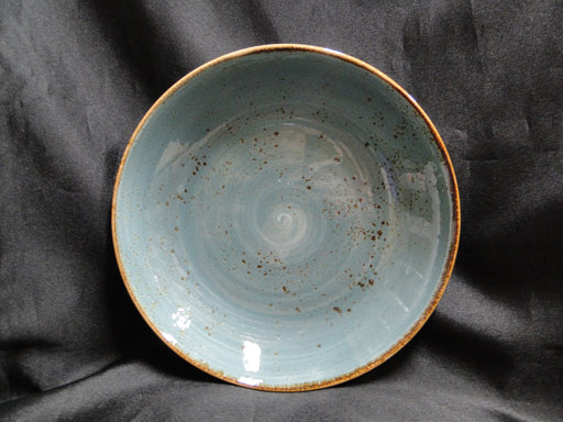"Steelite Craft, England: NEW Blue Coupe Bowl (s), 8 1/2"" x 1 1/2"""
