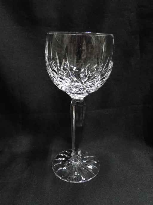 "Waterford Crystal Lismore: Wine Hock (s), 7 3/8"" Tall"