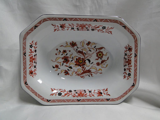 Wedgwood Kashmar, Red, Brown, & Yellow Flowers: Serving Bowl (s), 10 1/4""