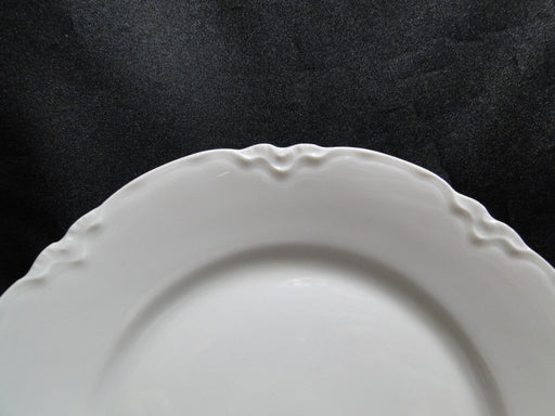 "Hutschenreuther Racine, White: Salad Plate (s), 7 3/4"", Selb"
