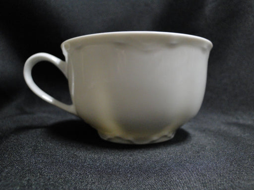 "Hutschenreuther Racine, White: Cup & Saucer Set (s), 2 1/8"", Selb"