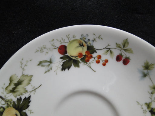 "Royal Doulton Miramont, Fruit: 6 1/8"" Saucer (s) Only, No Cup"