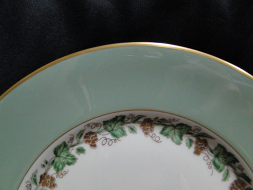 Franciscan Concord, Green Rim, Grape Vine: Dinner Plate (s), 10 3/4""