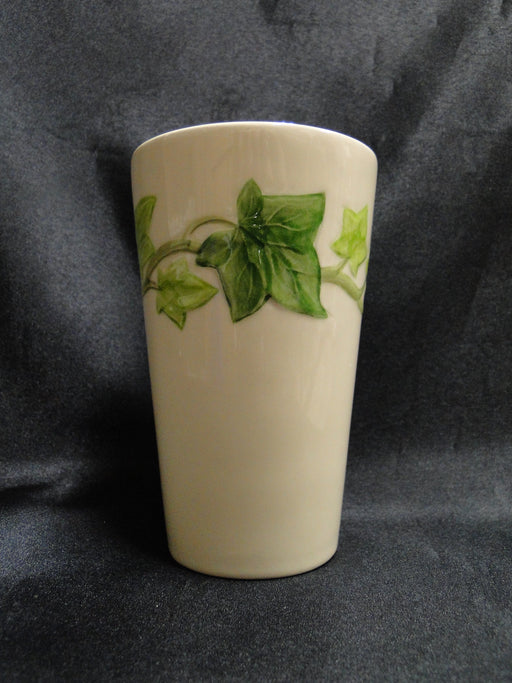 "Franciscan Ivy (USA), Green: Tumbler. 5 1/8"" Tall, No Trim, Rough Spot"