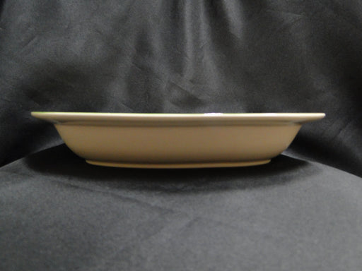 "Franciscan Ivy (USA), Green: Divided Serving Bowl, 12 1/4"", Nicks on Trim"