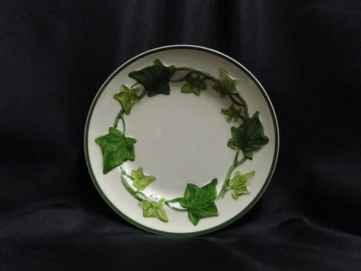 "Franciscan Ivy (USA), Green: Bread Plate, 6 3/8"", No Backstamp"