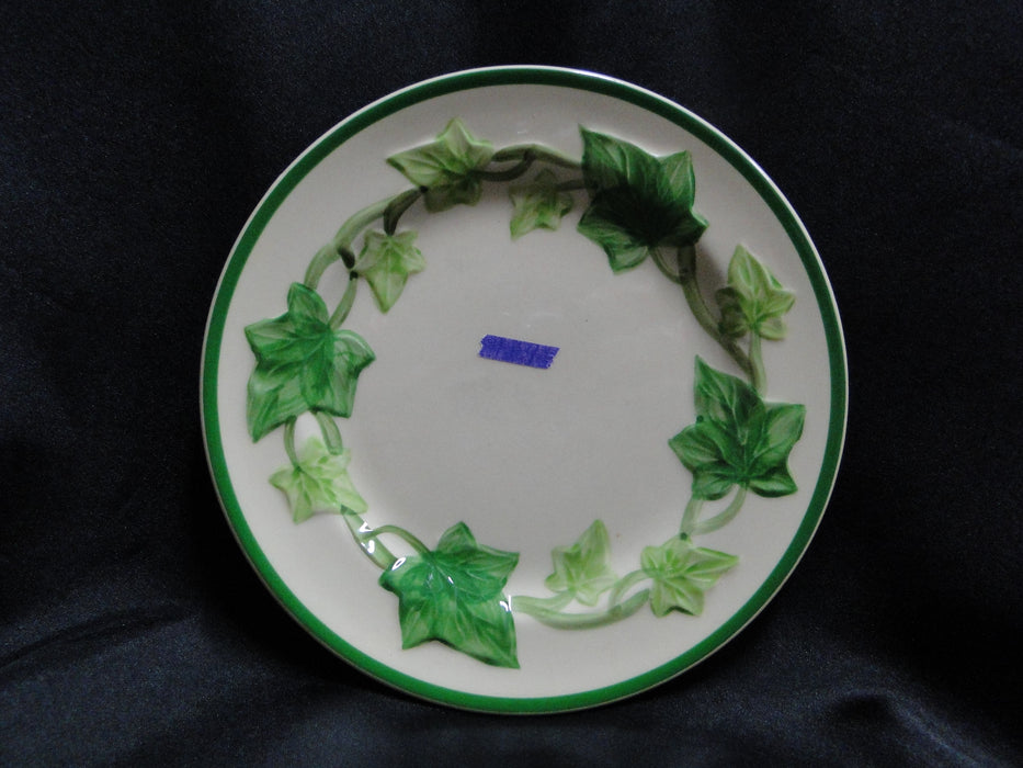 "Franciscan Ivy (USA), Green: Bread Plate (s), 6 3/8"", Reduced"