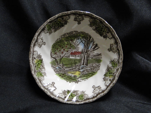 Johnson Brothers Friendly Village, England: Fruit / Dessert Bowl (s), 5""