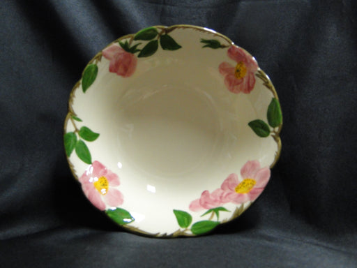 "Franciscan Desert Rose, USA:  Round Serving Bowl, 8"" x 2 1/4"" Tall, As Is"