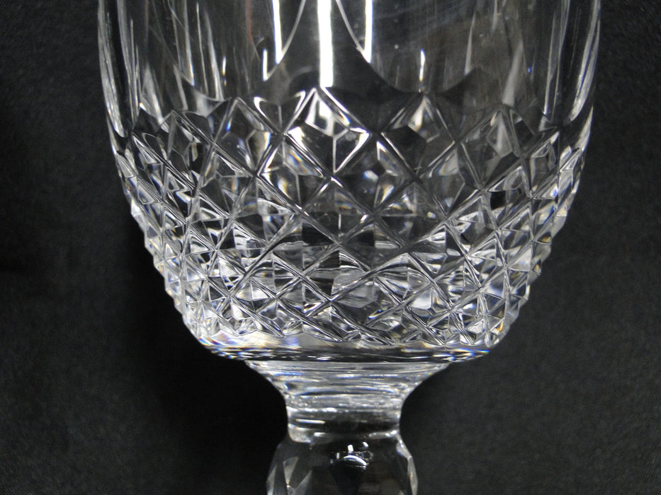 Waterford Crystal Colleen, Short Stem, Thumbprints: Water Goblet (s), 5 1/4""