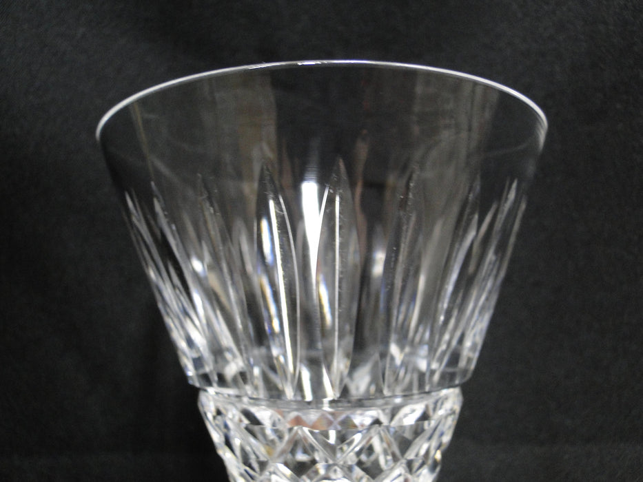 Waterford Crystal Maeve, Vertical & Criss Cross Cuts: Claret Wine (s), 6 1/2""