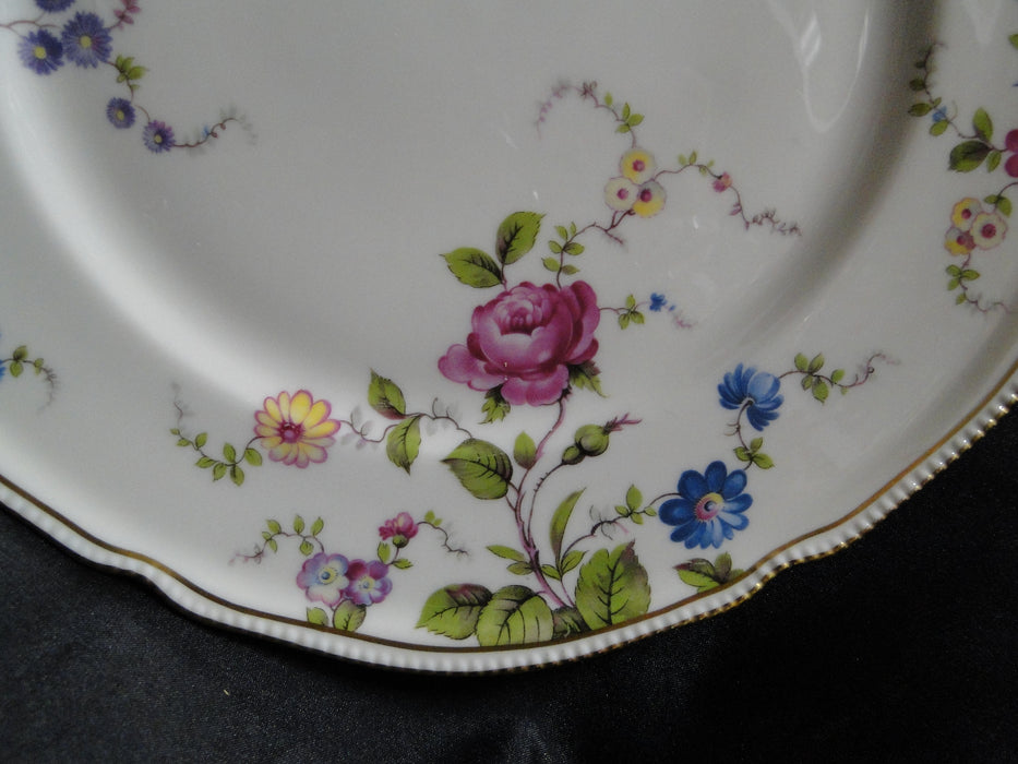 Castleton Sunnyvale, Multicolored Flowers: Dinner Plate (s), 10 1/2""