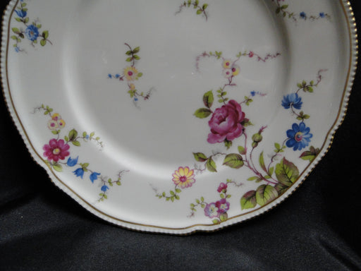 "Castleton Sunnyvale, Multicolored Flowers: Luncheon Plate (s), 9 3/8"", Reduced"