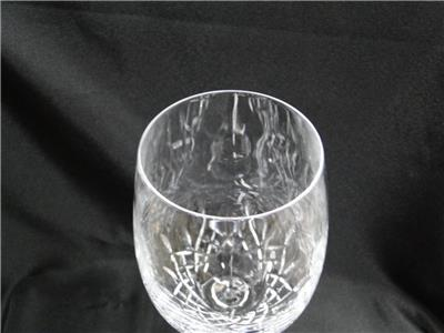 "Waterford Crystal Lismore Essence: NEW Goblet (s), 10 3/8"", 19 oz, Box, FREE SHIP, FREE WRAP"