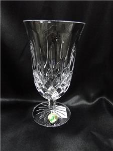 "Waterford Crystal Lismore: NEW Iced Tea / Beverage (s), 6 1/2"", 12 oz, Box, FREE SHIP, FREE WRAP"