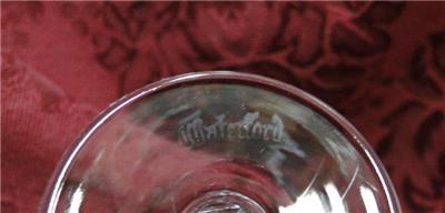 Waterford Crystal Kildare, Vertical & Criss Cross Cut: Cordial (s), 4""